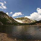 St. Mary's Glacier and Lake, Colorado by Kent Nickell