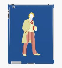 The Fifth Doctor - Doctor  Who - Peter Davison  iPad Case/Skin