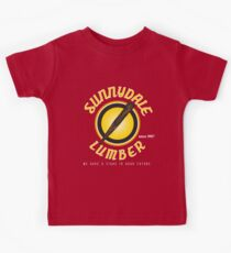Sunnydale Lumber Kids Tee