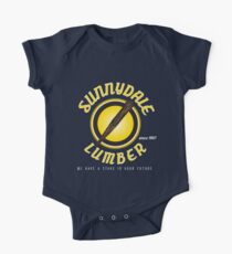 Sunnydale Lumber One Piece - Short Sleeve