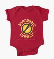 Sunnydale Lumber One Piece - Short Sleeve