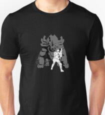 Onos verses Marine  Unisex T-Shirt