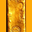 Gold Bar by ogfx