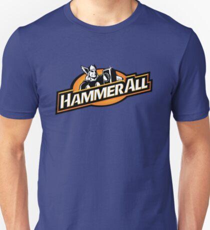 God of Thunder and Shine T-Shirt