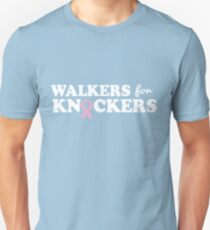 Knockers for Walkers Unisex T-Shirt