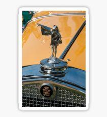 Cadillac Dual Cowl Phaeton (1928) Sticker
