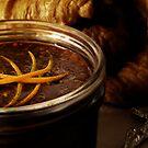 Chocolate, Orange & Hazelnut Spread by David Mellor
