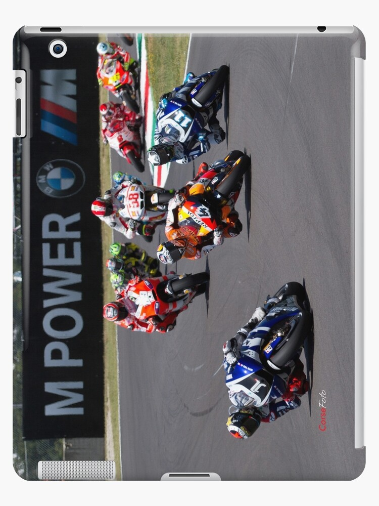 Start of the Mugello MotoGP Race 2011 by corsefoto