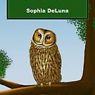 Ebook Cover_The Little Owl by SophiaDeLuna
