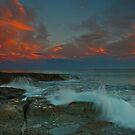 Aussie Sunset Spectaculars by bazcelt