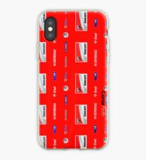 Ducati interview banner iPhone Case