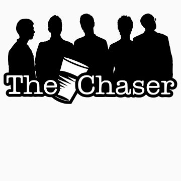 The Chaser Logo and Members by the-chaser