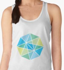 Vectors and light Women's Tank Top