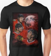 3 Hawk Moon Unisex T-Shirt
