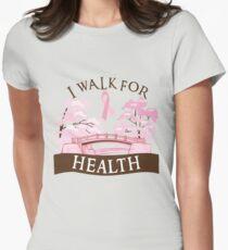 I walk for health T-Shirt