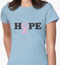 Hope. Breast Cancer T-Shirt