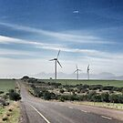 Wind turbines by fourthangel