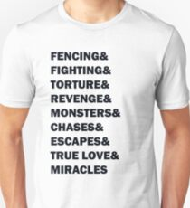 Is This A Kissing Book? Slim Fit T-Shirt