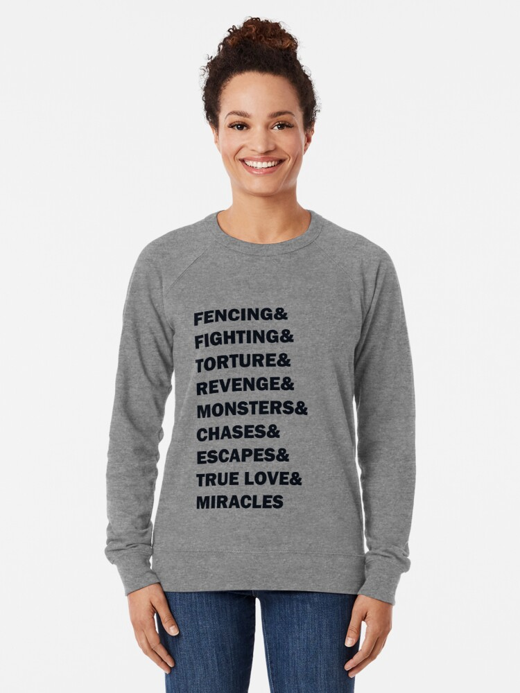Alternate view of Is This A Kissing Book? Lightweight Sweatshirt