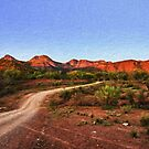 Outback Track (EH1) by Ray Warren