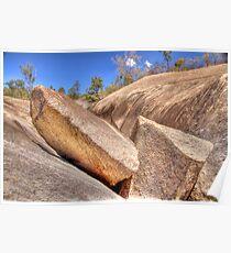 Granite Gorge Poster
