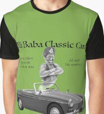 Ali Baba Classic cars Graphic T-Shirt
