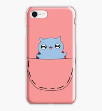 Catbug kangaroo pouch iPhone Case/Skin