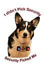 Yogi the Guard Dog by WorldDesign