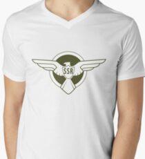 Strategic Scientific Reserve Men's V-Neck T-Shirt