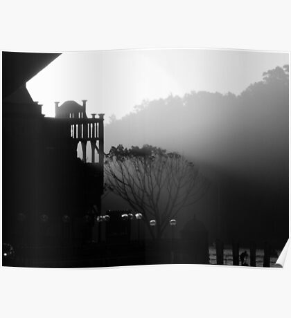 Late afternoon photography Poster