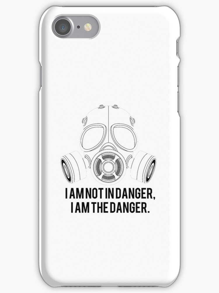 Breaking Bad- I AM THE DANGER by heroinchains