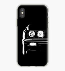 E30 Headlight Closeup iPhone Case