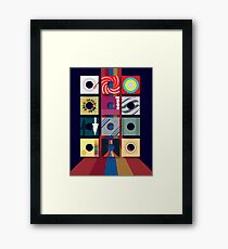 Covers Framed Print