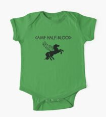 Camp Half-Blood Camp Shirt One Piece - Short Sleeve
