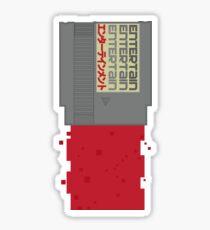 ENTERTAIN Sticker