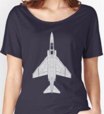 McDonnell Douglas F-4 Phantom II Women's Relaxed Fit T-Shirt
