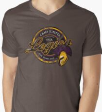 Camp Jupiter Legion Mens V-Neck T-Shirt