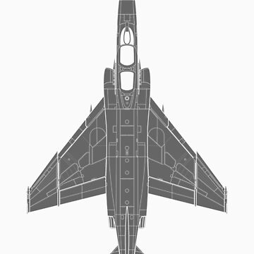 McDonnell Douglas F-4 Phantom II by zoidberg69