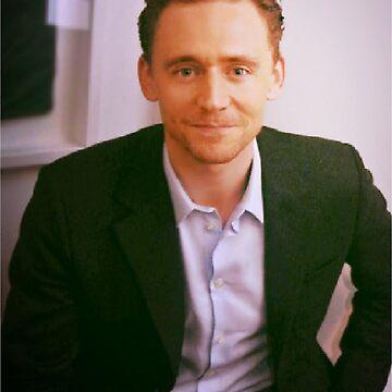 Tom Hiddleston by MrsLoki1