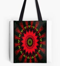 Mandala Spiral Notebook Tote Bag