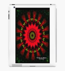 Mandala Spiral Notebook iPad Case/Skin
