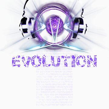 EVOLUTION by TaniaRose