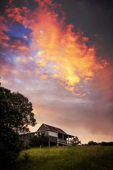 Fire in the Sky by Matthew Post