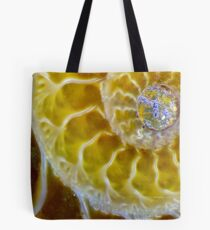 Roots (Ammolite) Tote Bag