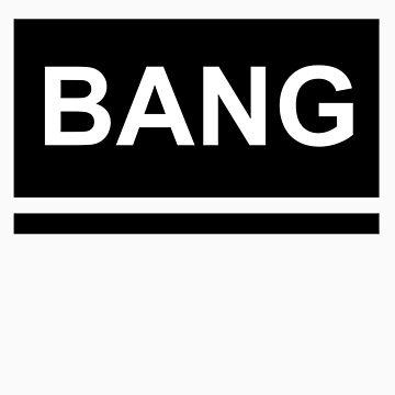 BLACK BANG  by BBANDSCRIBBLE