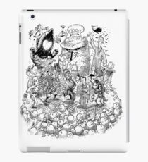 Hitch Hiker's guide to the Galaxy iPad Case/Skin