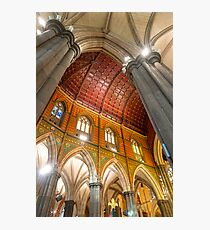 St Patrick's Cathedral Photographic Print