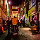 Cherry Bar by jamjarphotos