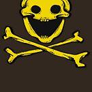 Oldskoolcheesy Jolly Roger by nutikka