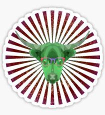 Party Yak Sticker